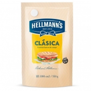 Mayonesa Hellmanns DP 1000 Ml